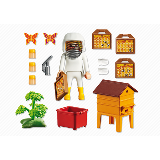 Imkerin mit Magazin  - playmobil 6818