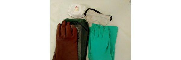 Sonstige Schutzkleidung