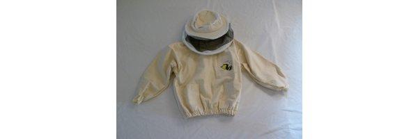 Schutzkleidung in  Kindergrößen