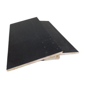 Ansteck Flugbrett für DN Holzbeute, Flachboden und neuer Hochboden