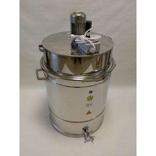 Entdeckelungswachsschmelzer und Honigauftaugerät, Edelstahl, 230 Volt - 2000 Watt (CFM)