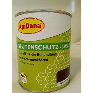 Api Dana Beutenschutz Lasur Nussbaum 750ml