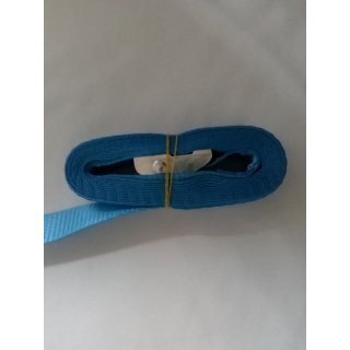 ApiNord Wandergurt mit Klemmschnalle blau
