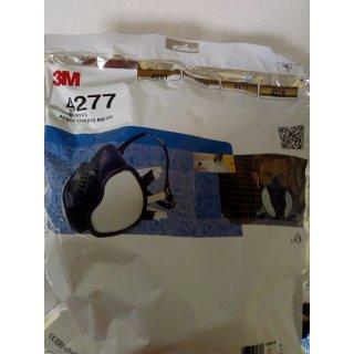 Atemschutzmaske 3M gegen Pulver, Gase und Dämpfe Schutzstufe P3D