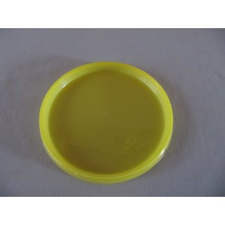 Ersatzdeckel für 1kg Honigeimer gelb