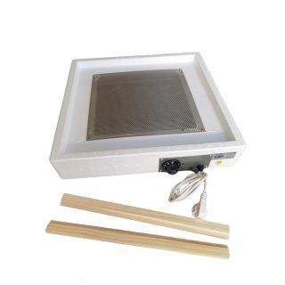 Wärmemeister 230V 109 Watt mit Thermostatregelung