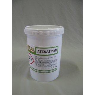 Aetznatron 1 kg Dose