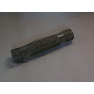 Edelstahl Drahtgewebe 2,7 mm, Großrolle 48,5 cm x 12,5m