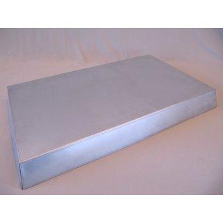 Blechdeckel konisch für 12er Mini Plus Magazine und Ablegerbeuten DN/Zander  56 x 33cm