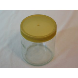 Neutralglas 500g incl. Deckel im 12er Karton  (VE=12 Stück)