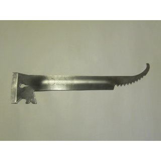 Multi Wakant , Stockmeißel Edelstahl Länge 23cm