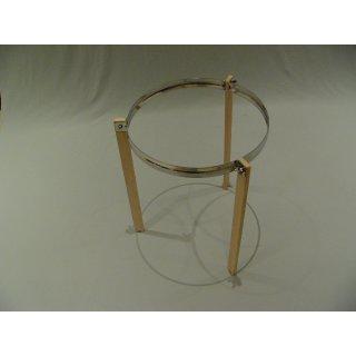 Stativ mit 3 Standbeinen für Nylon-Siebe