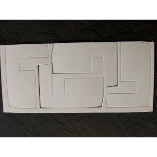 U-Dochte für Nassenheider Horizontal und Pro Größe 2  (4-Stück)