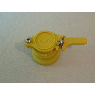 Honigquetschhahn, Kunststoff