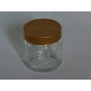 DIB Glas 250g incl. Deckel  (VE=12 Stück)