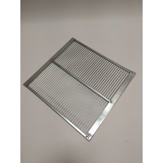 Mini Plus Metall-Absperrgitter 232x252 mm