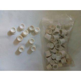 Kunststoff Zuchtstopfen 50 Stück