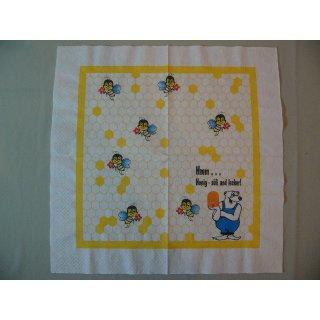 Servietten mit Bienenmotiv 50 Stück