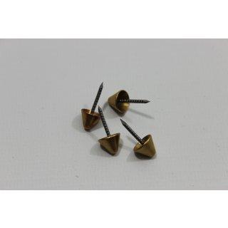 Seitenabstandstift  ( Pilzkopf ) 7 mm 100 Stück mit geriffeltem Schaft