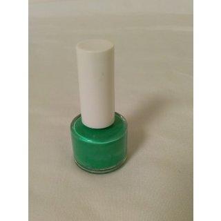 Königinnen Farblack grün, im Pinselflacon