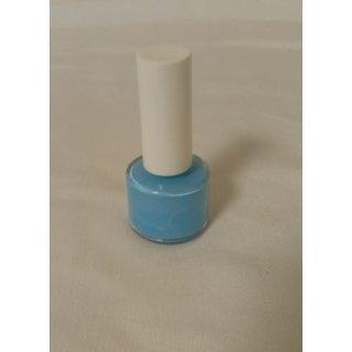 Königinnen Farblack blau, im Pinselflacon