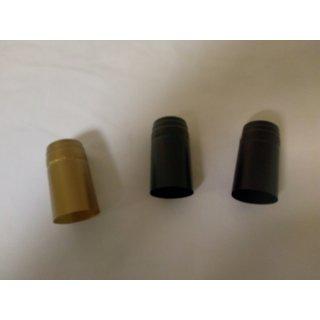Anschrumpfkapsel für Geradhalsflaschen - dunkelgrün