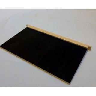 Deckschied für Zander Beuten (Einengschied) 477x220mm Holz