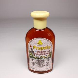 Propolis Shampoo mit Honig + Kräutern 300 ml