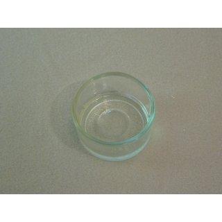 Glas für Teelicht 40 x 21 mm