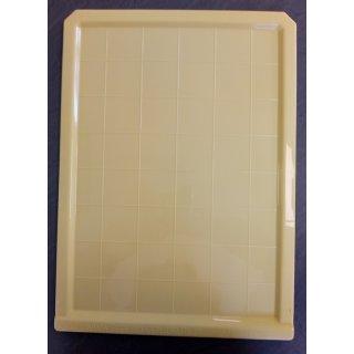 Kunststoff Bodenschieber mit Zählkästchen für Liebig-Flach und Hochboden IB-EIC 430x347mm