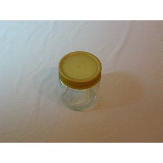 Neutralglas 250g incl. Deckel im 12er Karton  (VE=12 Stück)