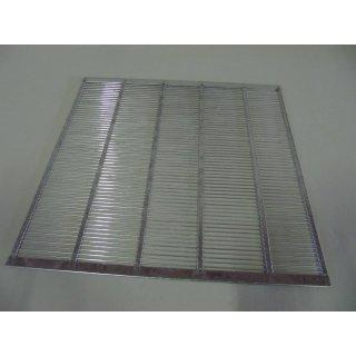 Metall Absperrgitter, verzinkt, ca. 400x397 mm