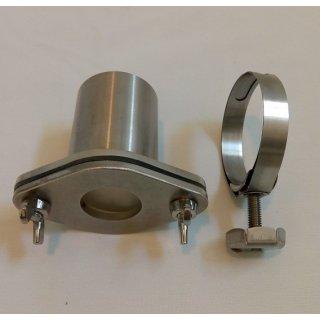 Rückschlagventil mit Membran, für Schlauch mit Innen-Ø 40 mm