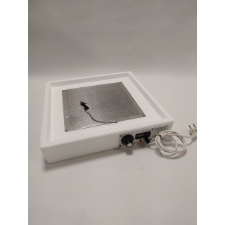 Wärmemeister 230V 109 Watt Digital und Umluftgebläse