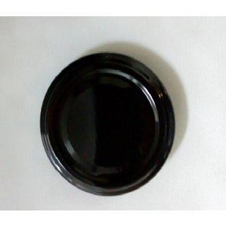 Deckel 66mm TO schwarz
