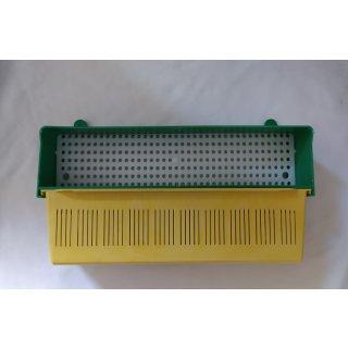 Pollenfalle Kunststoff, 310mm breit, grün-gelb