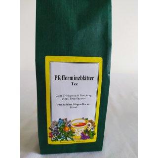 """Kräutertee """"Pfefferminzblätter"""" 60g"""