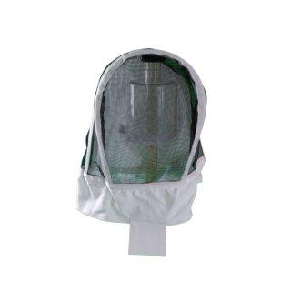 Ersatz-Imkerhaube englisch mit Reißverschluß (passend für alle Schutzjacken mit Ventilation)