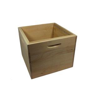 Hochzarge (1,5) für DN Holzbeute mit Auflageschienen